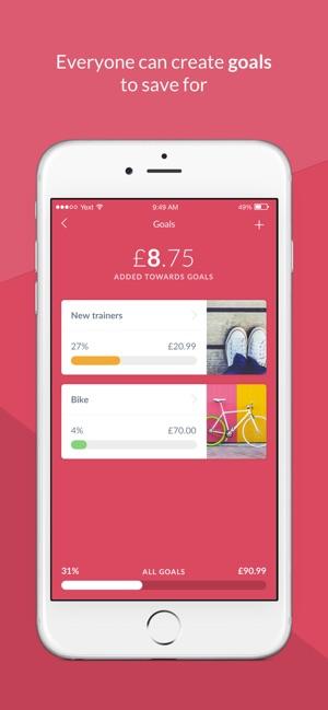 RoosterMoney: Pocket Money App Screenshot