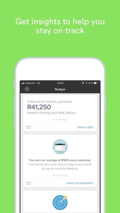 22seven: Budget, track & save screenshot-4