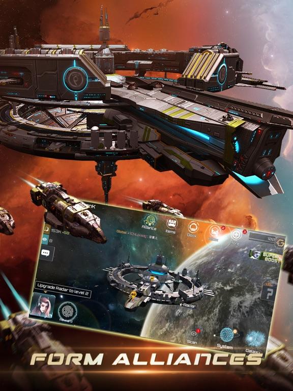 Nova Empire: Space Commander screenshot 10
