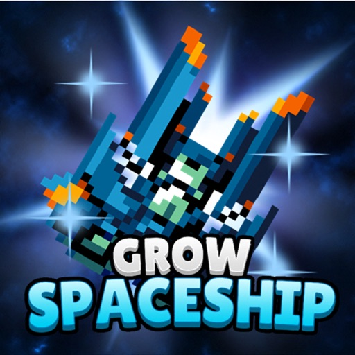 Grow Spaceship - Galaxy Battle
