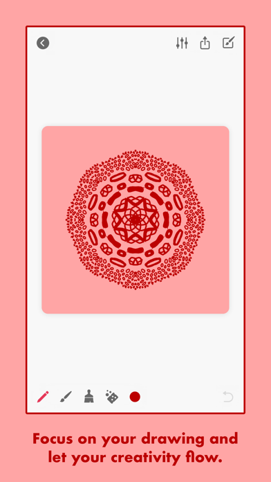 Mandalas Drawing Studio review screenshots