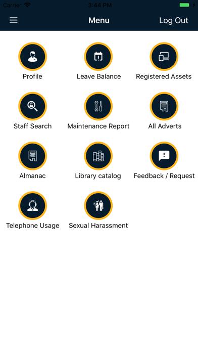 Nelson Mandela University screenshot four