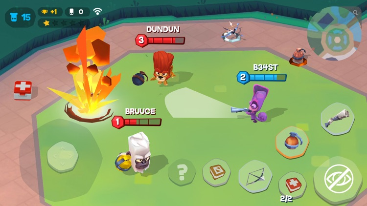 Zooba: Fun Battle Royale Games screenshot-5