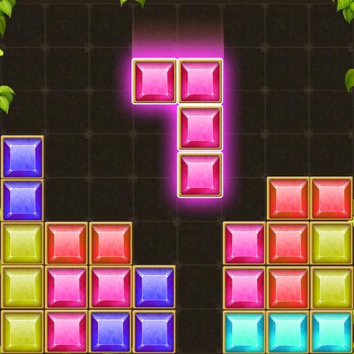Treasure Block Puzzle Game