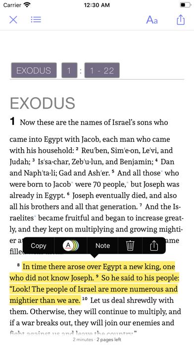点击获取Jehovah's Witnesses NWT Bible