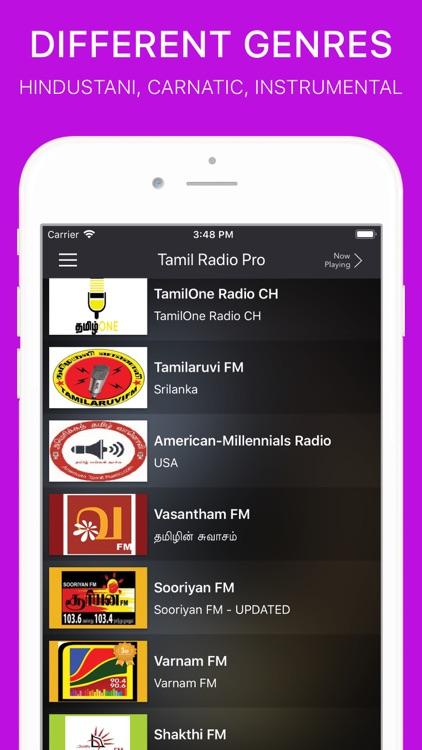 Tamil Radio Pro - No Ads screenshot-4