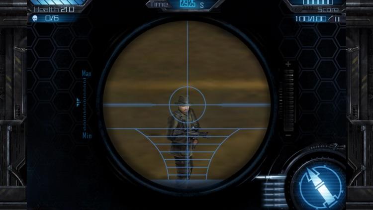 iSniper 3D Arctic Warfare screenshot-5