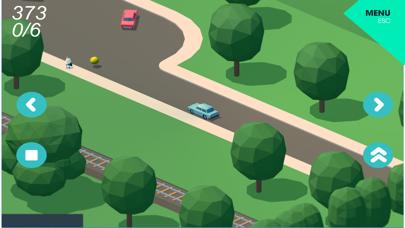 Screen Shot Fear Of Traffic 3
