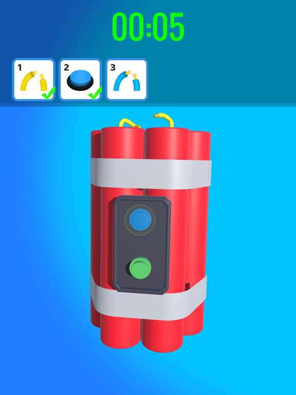 Bomb Defuse 3D - Puzzle from B screenshot 11