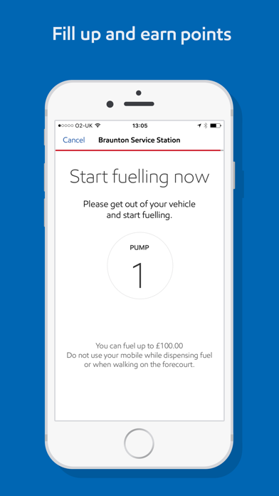 Esso: Pay for fuel, get points screenshot three
