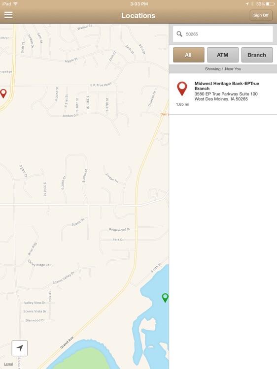 MHBank2Go Business for iPad screenshot-4