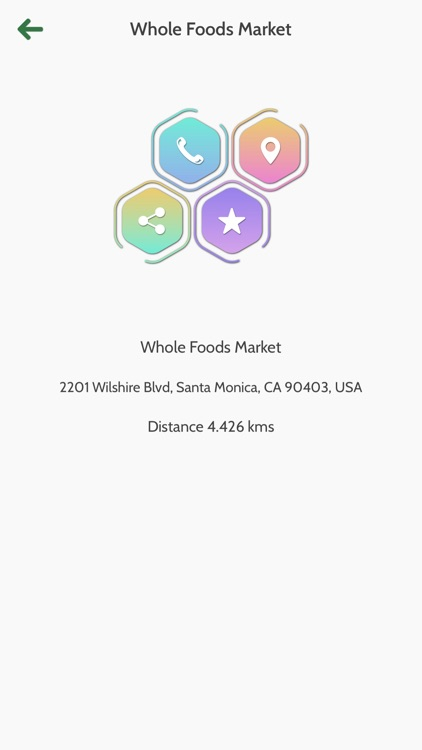 App for Whole Foods Market screenshot-4