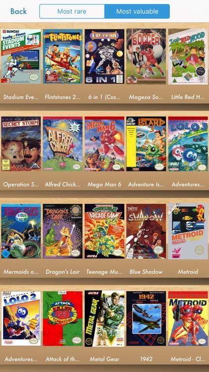 Retro Game Collector screenshot-3