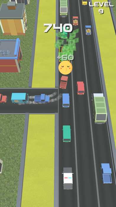 Traffic Turn screenshot 4