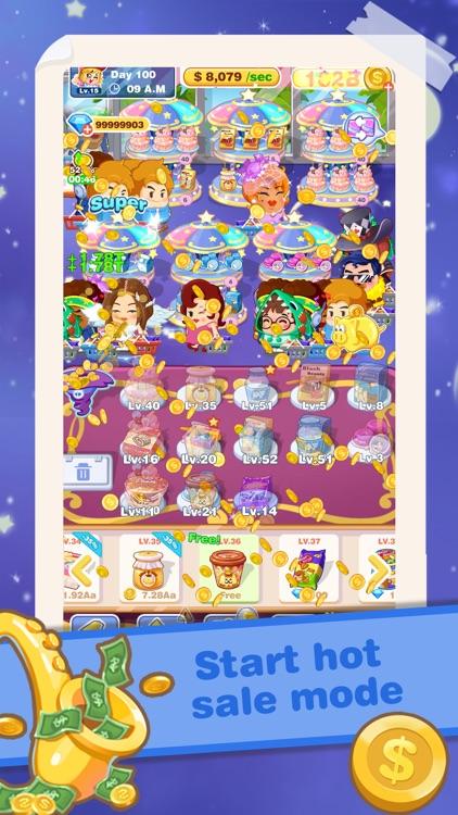 Crazy Snack 2 - Click&Merge screenshot-4