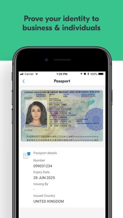 Yoti - Your digital identity