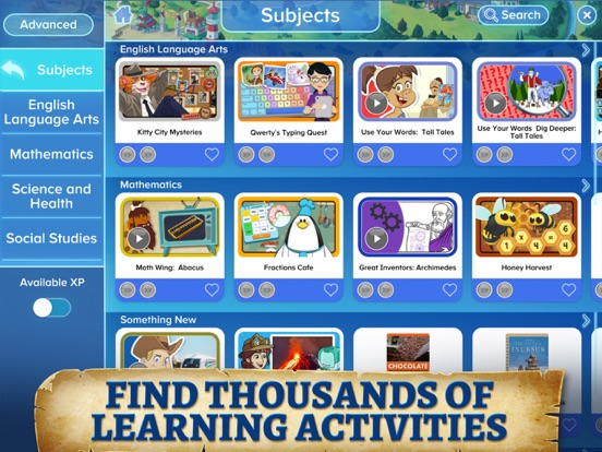 Adventure Academy screenshot 13