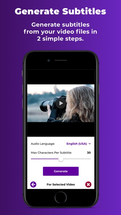 Veme.ly: Captions to Videos screenshot-4