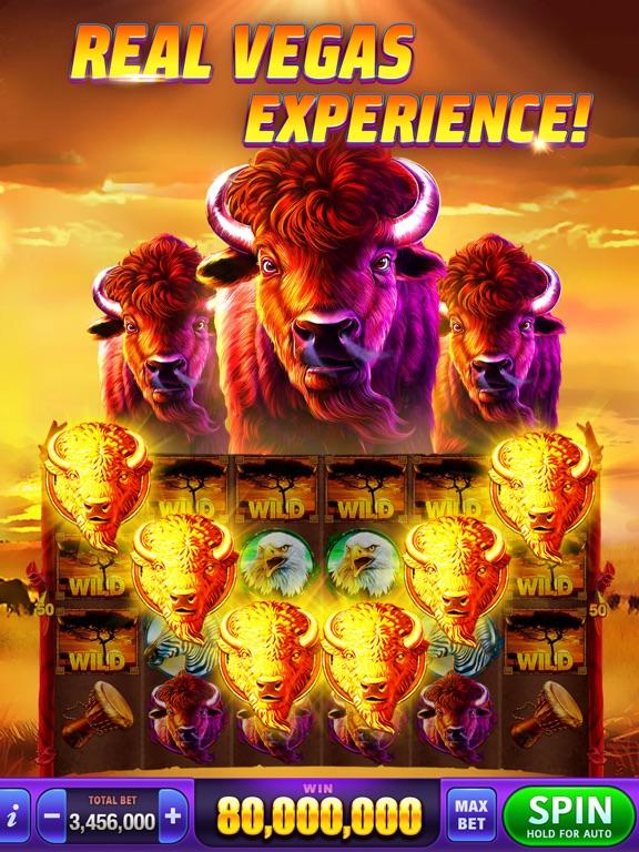 DoubleHit Casino - FREE Slots, VEGAS Casino screenshot