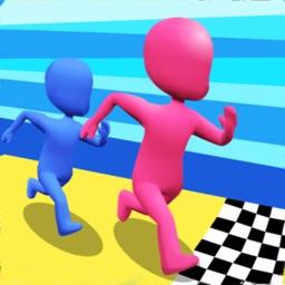 Epic Stickman Race 3D