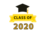 Class of '20 Animated Stickers