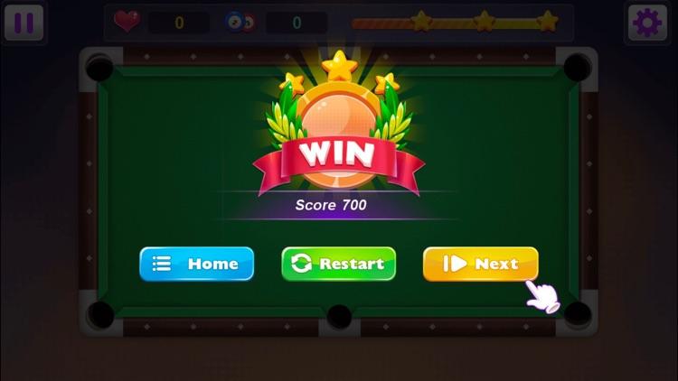 billiard club-ball pool games screenshot-3