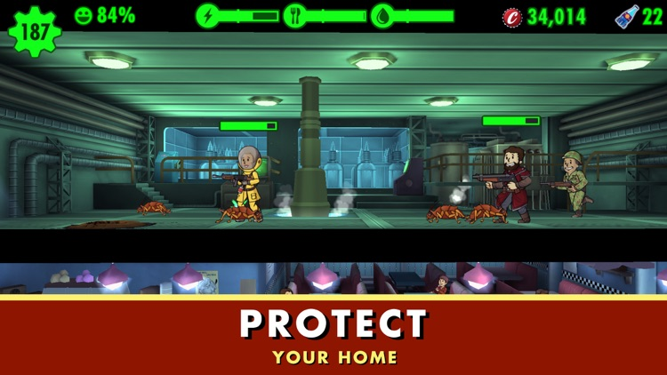 Fallout Shelter screenshot-3