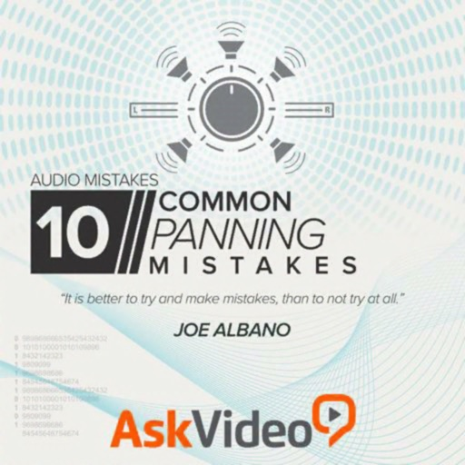 Audio Panning Mistakes Course