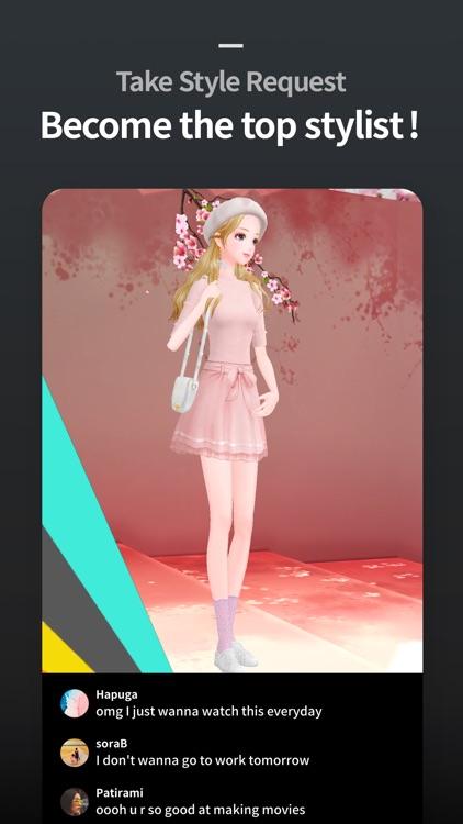 STYLIT - Dress up Game screenshot-6