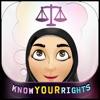 إعرفي حقوقك Know Your Rights