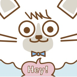 Cat Shortcut Sticker