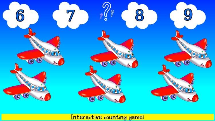 Airplane Games for Flying Fun screenshot-5