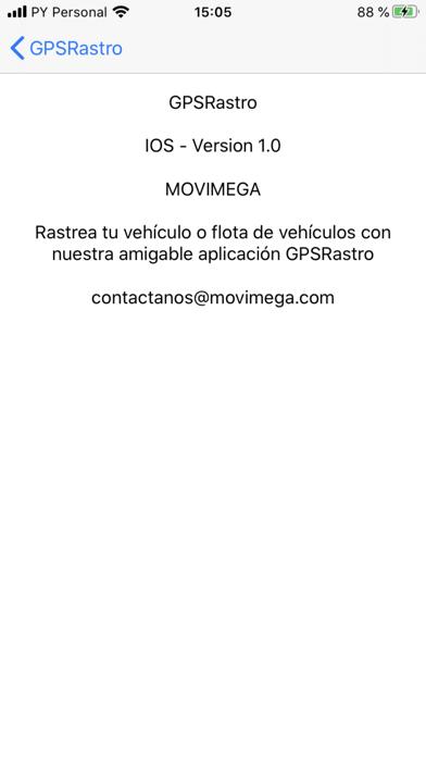 GPSRastroCaptura de pantalla de3