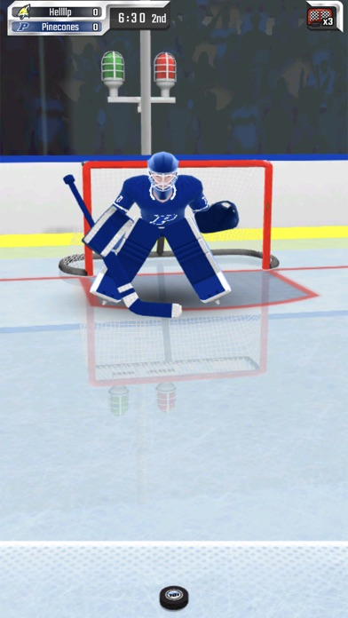 Puzzle Hockey screenshot 14