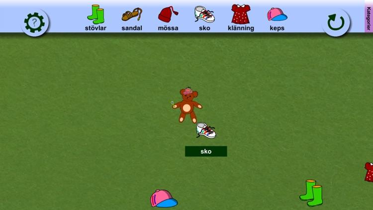 Sakletaren - Kategorier screenshot-3