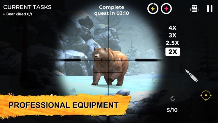 Hunting Animals – Sniper Shot