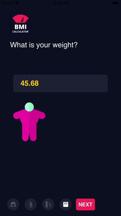 BMI Calculator 2019 screenshot-4