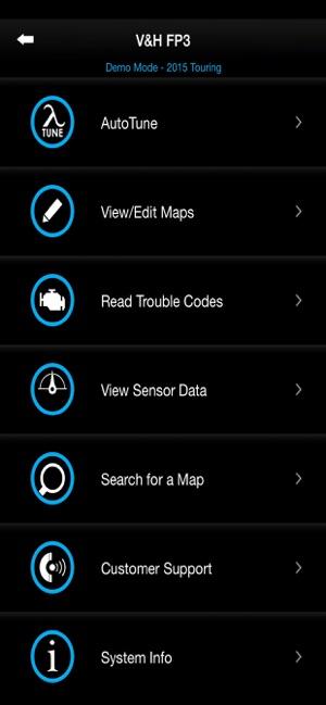 Fuelpak FP3 on the App Store
