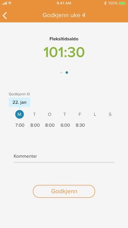 PowerOffice Go Mobile screenshot-7