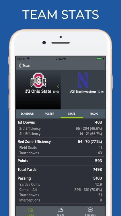 Ohio State Football screenshot-4