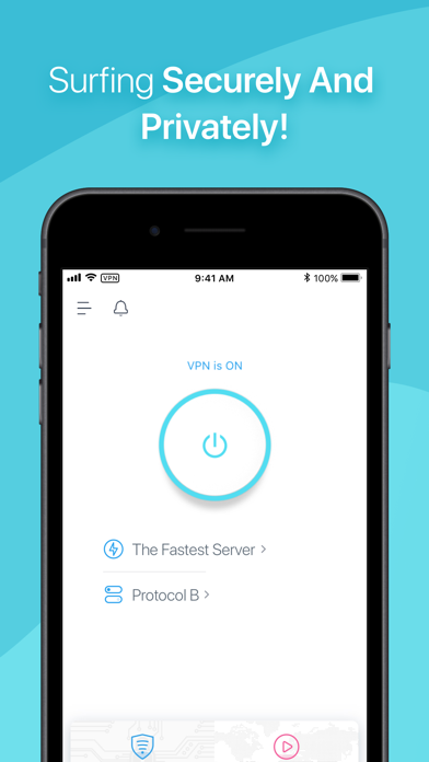 X-VPN Unlimited VPN Proxy Screenshot