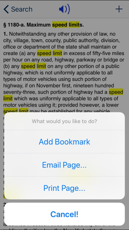 NY Vehicle & Traffic Law 2020 screenshot-3