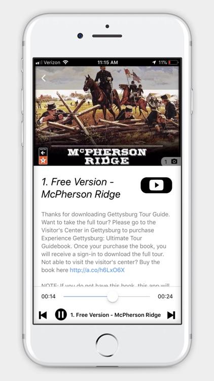 Gettysburg Tour Guide screenshot-4
