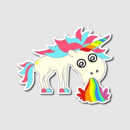 Crazy Unicorn by Inno Studio
