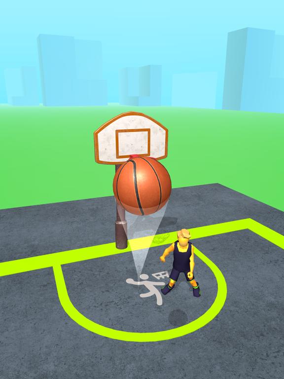 Dribble Hoops screenshot 18