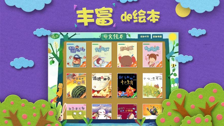 绘本森林-3-11岁幼小名校绘本阅读宝!(图2)