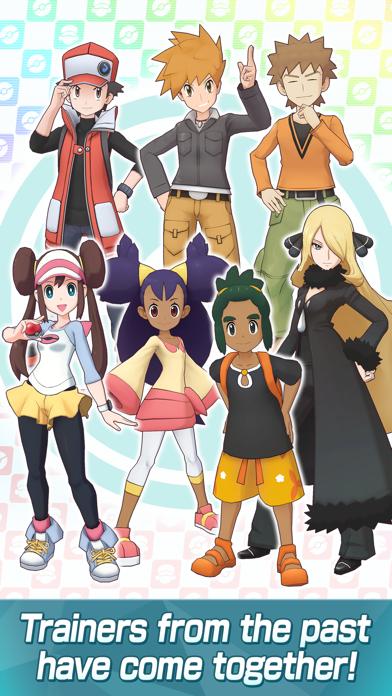Pokémon Masters screenshot 5