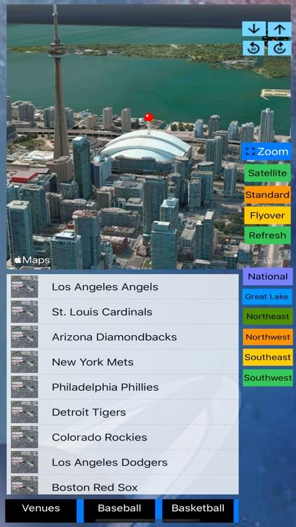 Sport Stadiums Pro - 3D Cities