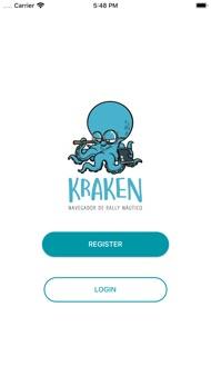 Kraken Rally iphone images