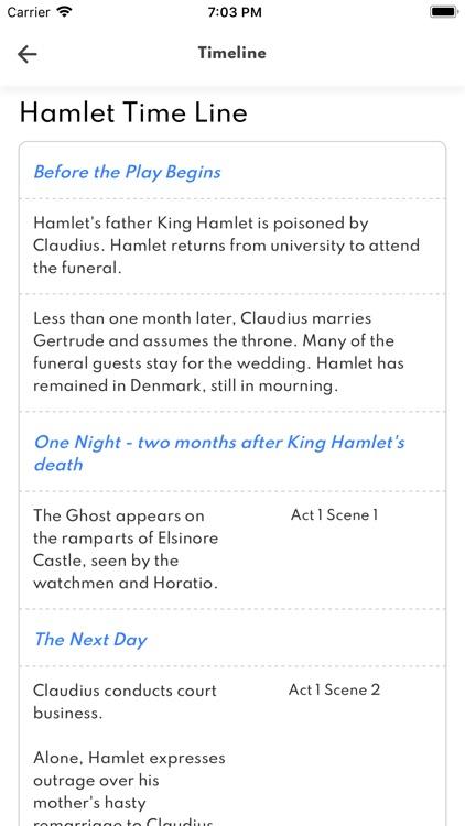 Hamlet Full Audio screenshot-7